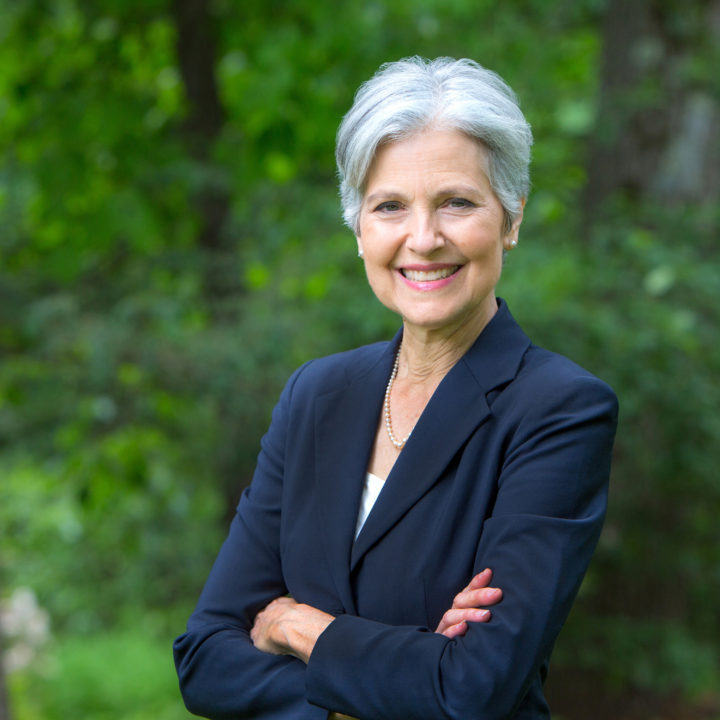 Jill Stein, Green Party candidate, to Bernie Sanders: let's join forces to continue your political revolution