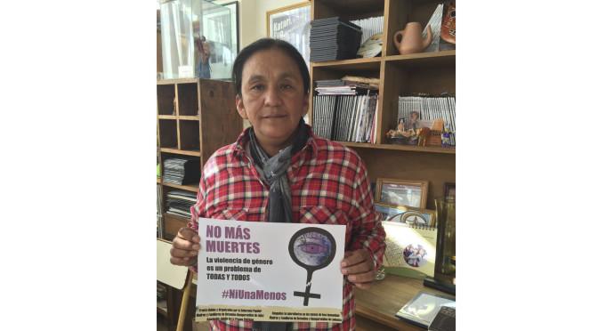 Carta de Milagro Sala por #NiUnaMenos