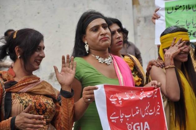 Las mujeres trans, las olvidadas de Pakistán