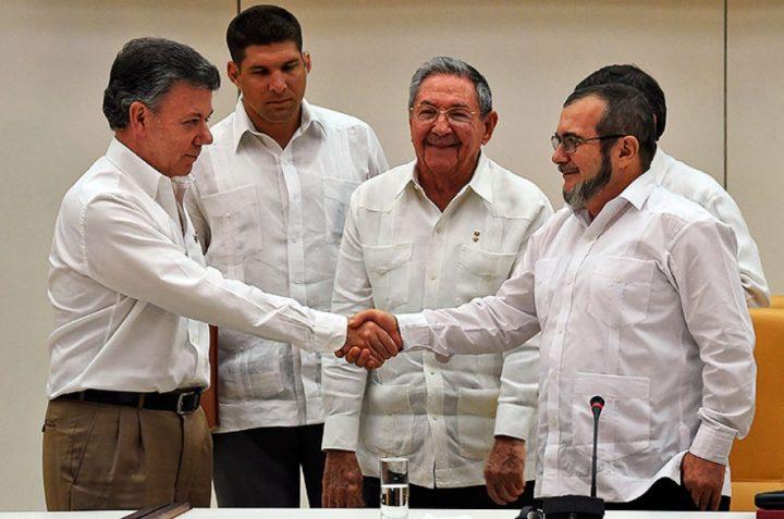 Acuerdo para el Cese al Fuego y de Hostilidades Bilateral y Definitivo en Colombia