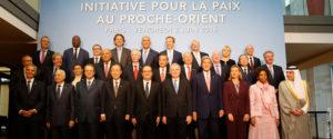 L'iniziativa per la pace in Medioriente