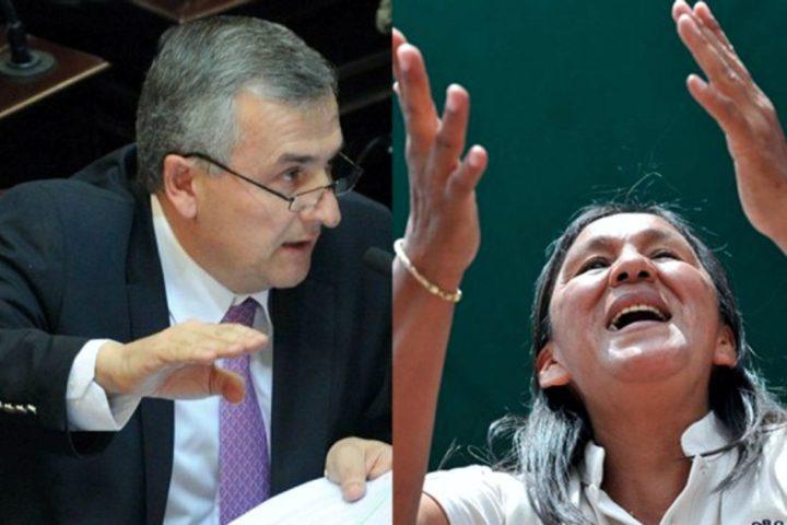 Macri und Morales rächen sich an Milagro Sala in Haft