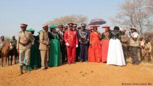 Bundesregierung stuft Herero-Massaker erstmals als Völkermord ein