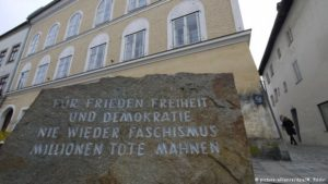 Österreich übernimmt Hitlers Geburtshaus