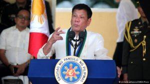 Filipinas: Duterte anuncia un alto el fuego unilateral