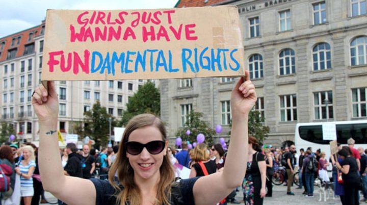"""Konferenz in Berlin: """"Mein Körper – meine Verantwortung – meine Entscheidung – weg mit § 218!"""""""