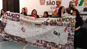 Manifesto frente de mulheres imigrantes e refugiadas para o fórum social das  migrações 2016
