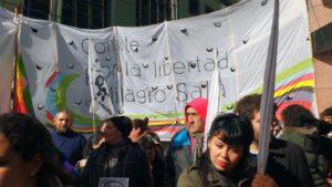 Aumenta la represión en Argentina