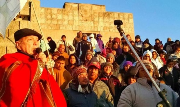 Gobierno argentino busca desarticular a organización Tupac Amaru