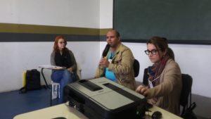Jornalistas debatem profissão em zonas de conflito