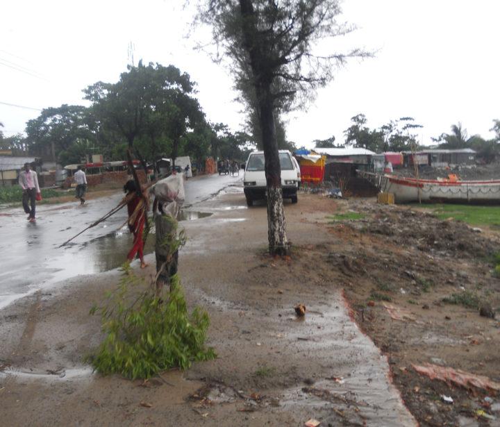 Μπαγκλαντές: η συγκομιδή της κλιματικής αλλαγής