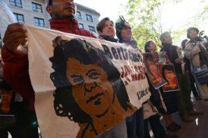 Activistas socioambientales en peligro