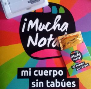 ¡Mucha nota!, una plataforma virtual de salud sexual y reproductiva