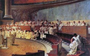 La leggenda della navetta e la giovinezza dei senatori