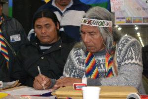 «Somos indígenas y eso hay que respetarlo en honor a nuestros Ancestros