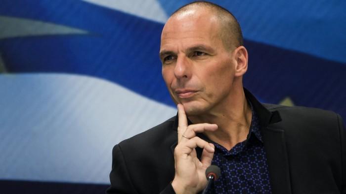 Yanis Varoufakis on the European Constitution, Economic Disintegration and Orwellianism