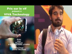 VIVA Technology Paris : Parole d'étudiant