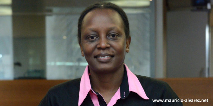 Kasha Nabagesera a strong voice for LGBTI rights in Uganda