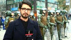 Golpe a la Libertad de Prensa en Chile: Periodista de HispanTV es judicializado