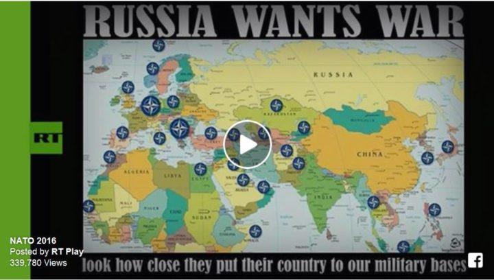 Γκορμπατσόφ: «Το ΝΑΤΟ μιλά για άμυνα αλλά ετοιμάζει επίθεση»