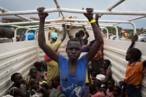 Over 26,000 People Flee South Sudan; Influx Sets Single-Day Record