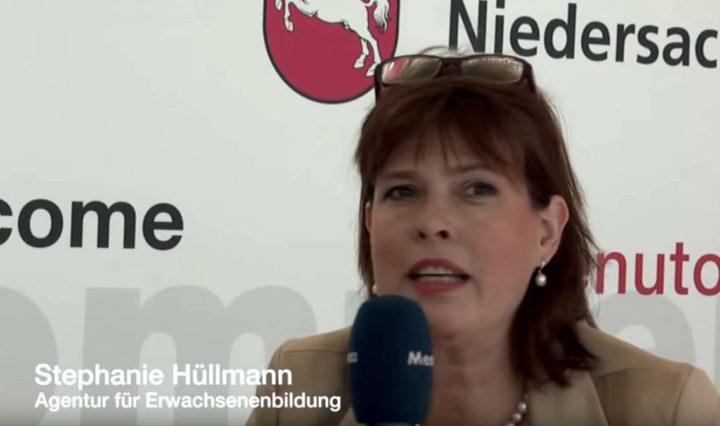 Die Praxistage Ehrenamt: ein Interview mit Stephanie Hüllmann