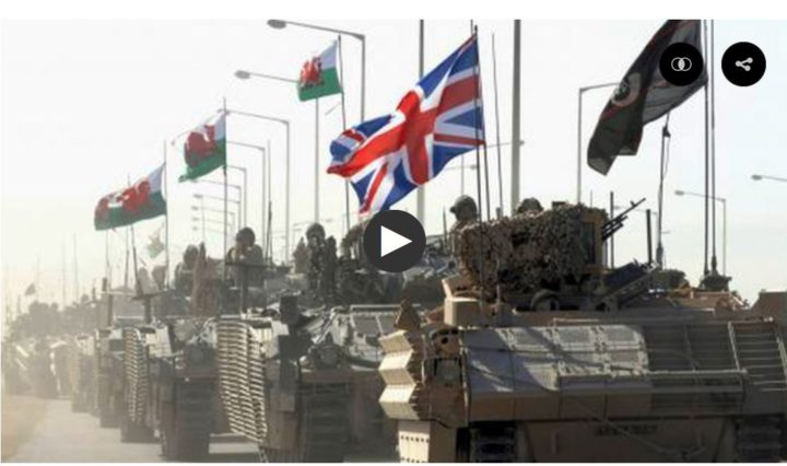 Damning Chilcot Report confirms Iraq invasion was Bush/Blair's war of choice