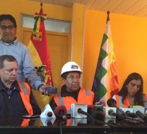 Bolivia constata irregularidades e incumplimiento al Tratado de 1904 en puerto de Antofagasta