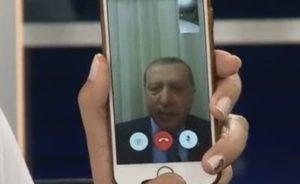 Μαρτυρία για τα γεγονότα στην Τουρκία