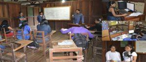 Laboratorio de Producción Radiofónica fortalecerá formación técnica de comunicadores bolivianos