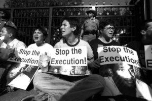 Da Oslo contro la pena capitale