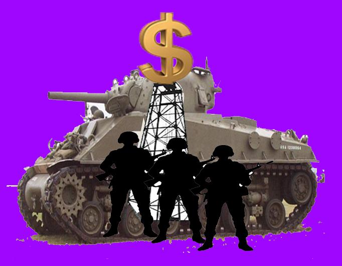 Πετροδολάρια εναντίον Πετρελαιοευρώ. Θέλουμε έναν Αντιρρησία Συνείδησης ενάντια στην πολεμική φορολογία