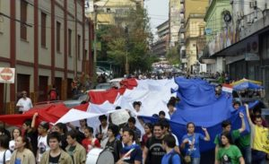 Primavera Estudantil no Paraguai