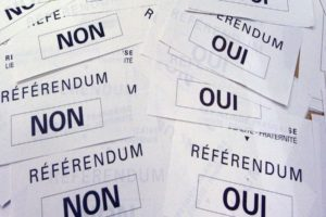 Pronto un referéndum sobre la participación de Francia en la abolición de las armas nucleares