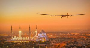 IRENA congratulates first round-the-world solar flight
