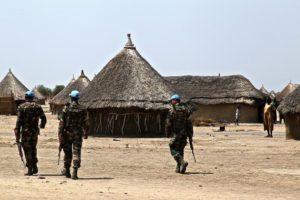 Cesan finalmente los fuertes combates en Sudán del Sur