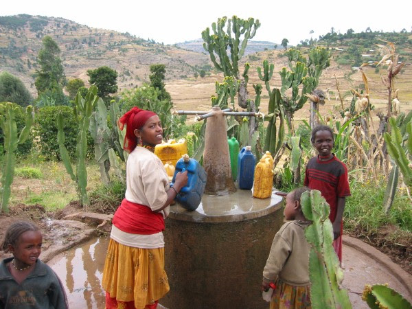 WASH-the IRC newsletter of water use and availability