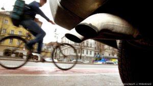 Streit um Abgase in Städten