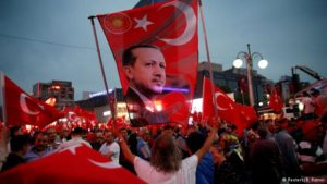 The story behind post-coup siege mentality in Turkey