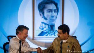 Venezuela y Colombia acuerdan reabrir pasos fronterizos