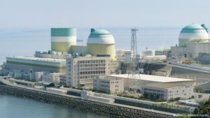 Japan brings Ikata nuclear plant back online