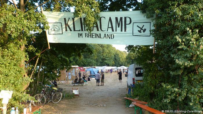 Klimacamp: Ein Festival für den Wandel