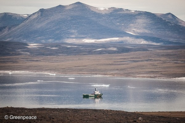 Sailing to the Arctic with the People Who Call It Home
