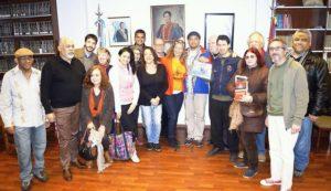 En Argentina el Estado Mayor de la Comunicación muestra la realidad de Venezuela
