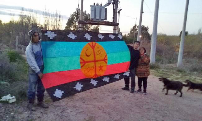 Comunidad Mapuche Lof Ñancu resiste ante el avance inmobiliario
