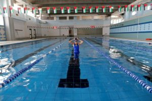 Rio 2016, gli atleti palestinesi arrivano alle olimpiadi senza bandiera