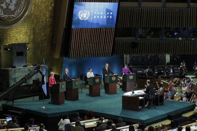 Time for a Woman to Lead the UN