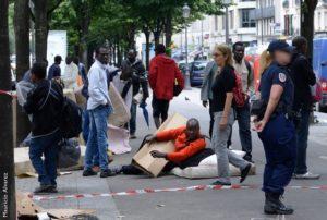 Recibimiento de migrantes en París: ¿adónde quedaron los valores de Igualdad y Fraternidad?