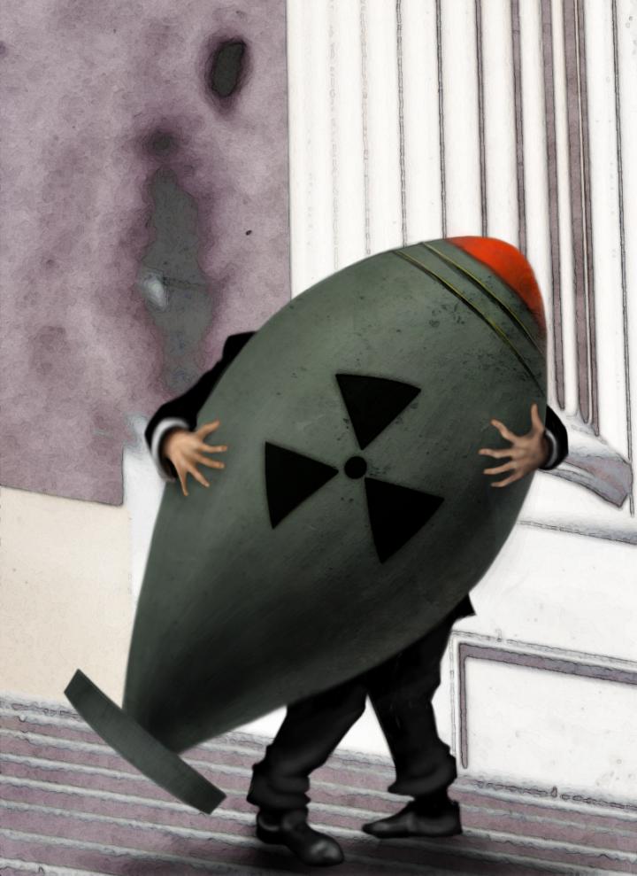 Carlos Umaña «Los países de Latinoamérica han conformado la región más progresista en lo que es el desarme nuclear»