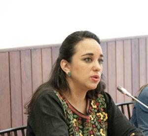 """Gabriela Rivadeneira: """"Los procesos tienen sus tiempos"""""""